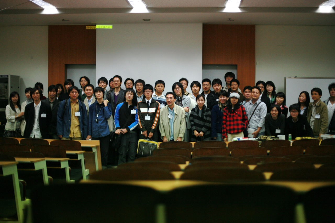 제 1회 CSS DESIGN KOREA 모임 단체사진 by 만박